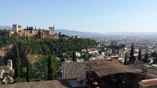 Mirador de San Nicolás: Vistas
