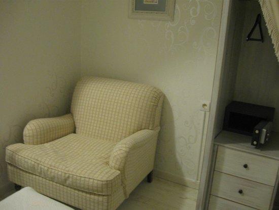 Filoxenia Cozy: habitación