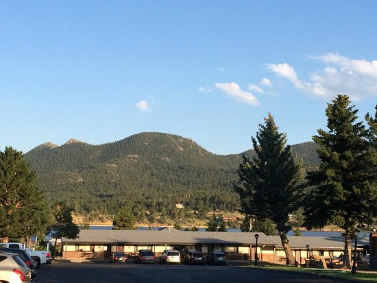 Murphy's Resort at Estes Park: Great Views From Murphy's