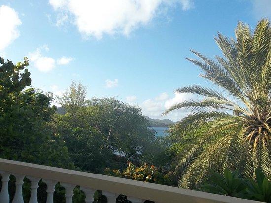 Kura Hulanda Lodge & Beach Club : Ocean view