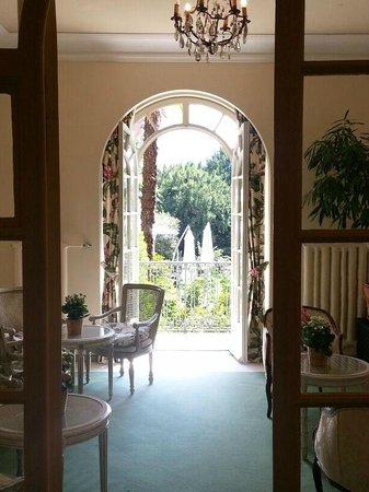 Grand Hotel Villa Castagnola: Herrliche Räumlichkeiten