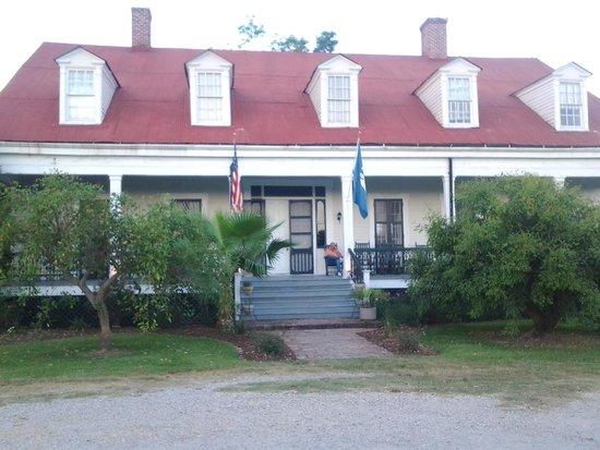 Woodland Plantation - A Country Inn: plantation house