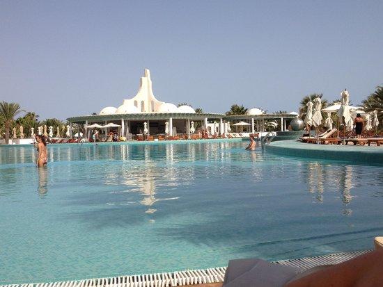 Hotel Palace Royal Garden : piscine