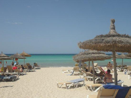 Seabel Rym Beach: Spiaggia