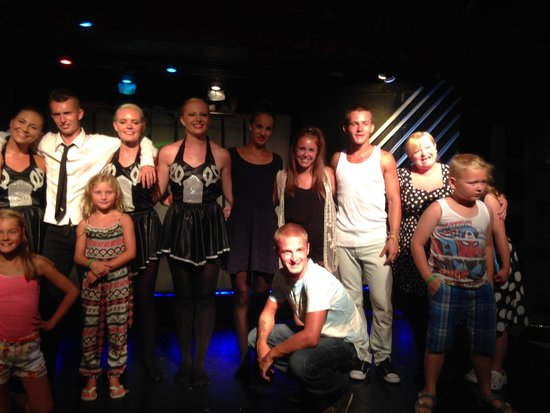 Louis Phaethon Beach: Best entertainment team I've ever met :)