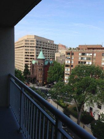 Kimpton Hotel Madera : balcony view
