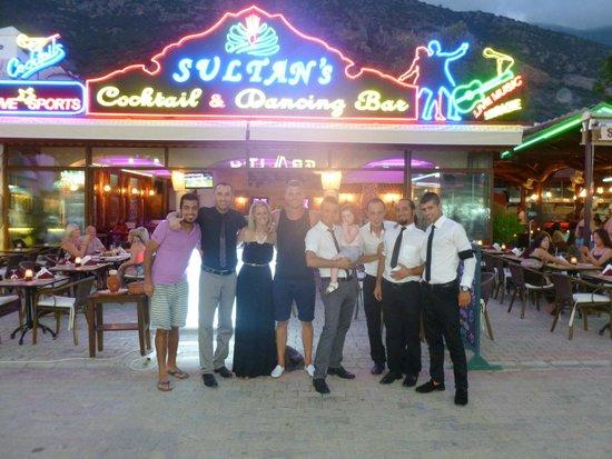 Sultan Ahmet Restaurant: Fantastic staff