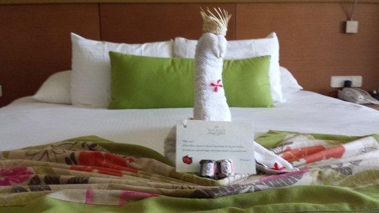 Secrets Royal Beach Punta Cana: Our room