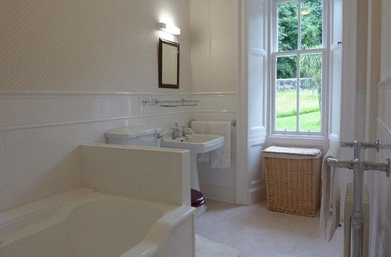 Oatfield Country House B&B: The ensuite bathroom