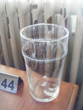 The Glenburn Hotel Ltd: glass marked