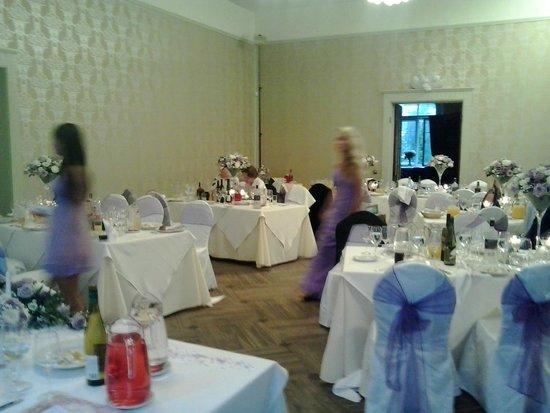 Taagepera Loss: Main dining hall during the wedding