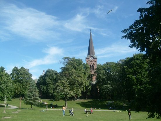 Sofienberg Park