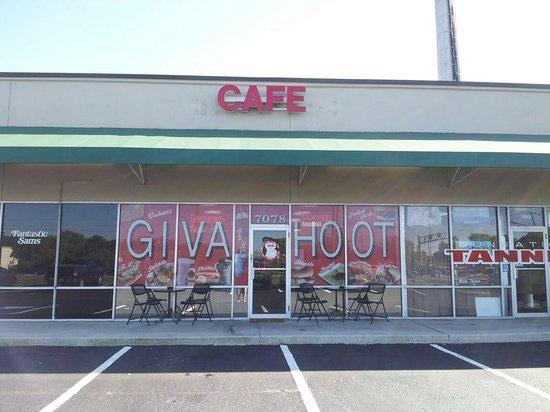 Givahoot Cafe: Welcome to Givahoot where we Givahoot.