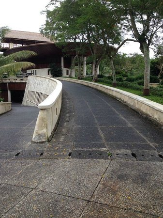 Four Seasons Resort Bali at Sayan: Hotel Exterior