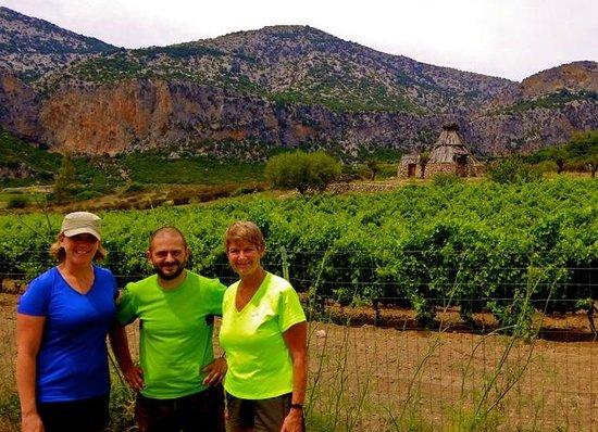 Agriturismo Rifugio Gorroppu: Gorropu Gorge excursion with Claudio.