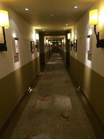 ITC Gardenia, Bengaluru: Corridor on floor