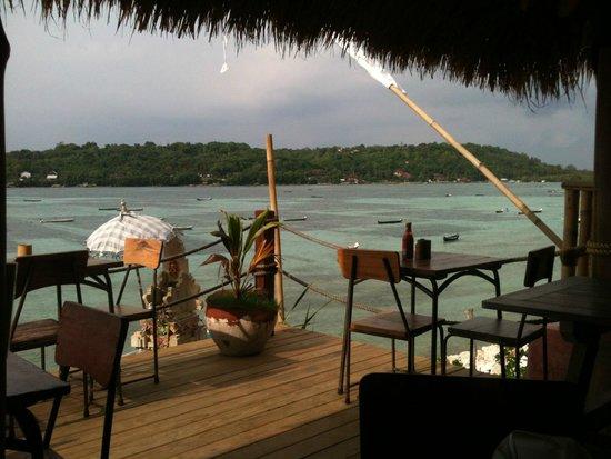 Le Pirate Beach Club Hotel: View