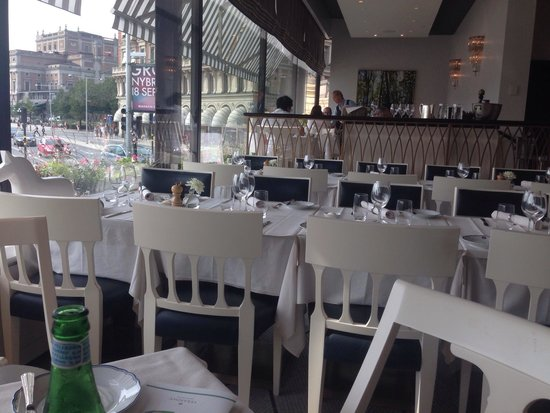 Verandan: Terrace Restaurant