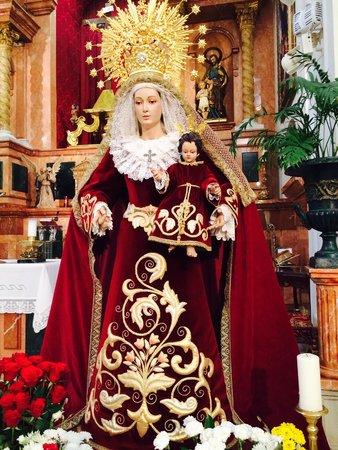 Nuestra Señora de Los Remedios: Stunning
