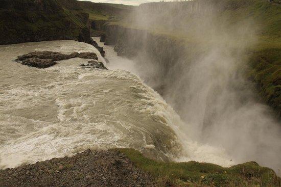 Gray Line Iceland: Gullfoss (Detail)