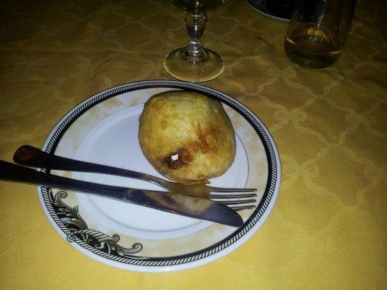 Bin Hai Ristorante Cinese: Bin Hai - gelato fritto