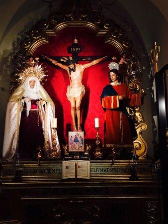 Nuestra Señora de Los Remedios: Jesus
