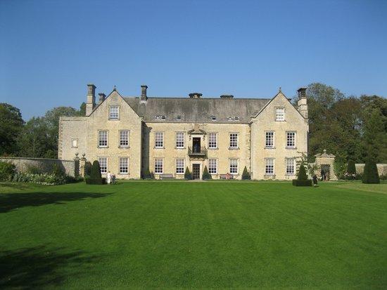 Nunnington Hall: house