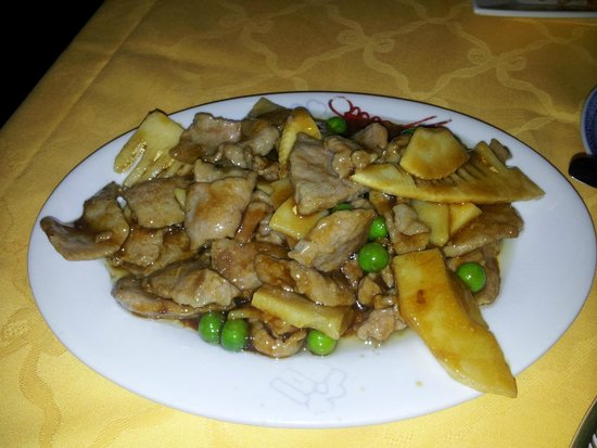 Bin Hai Ristorante Cinese: Bin Hai - manzo in salsa di ostriche