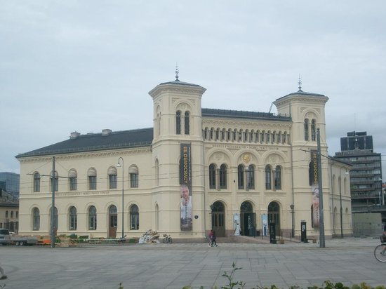 The Nobel Peace Center