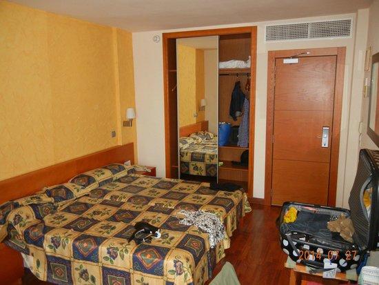 Hotel Blue Bay: Quarto 724