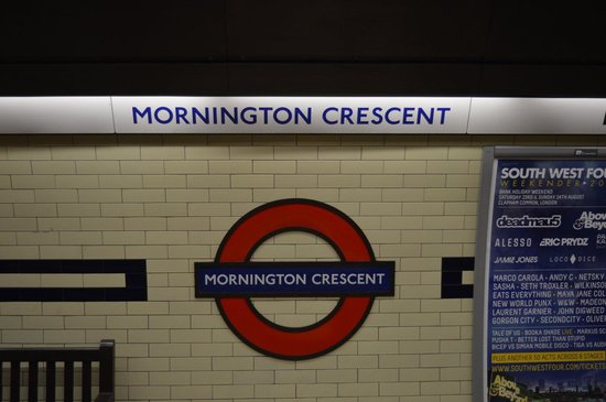 London Underground: For the win!