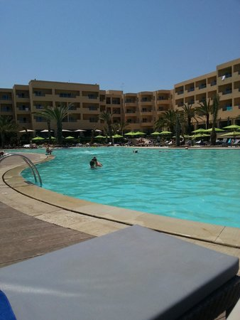 SENTIDO Rosa Beach : From pool