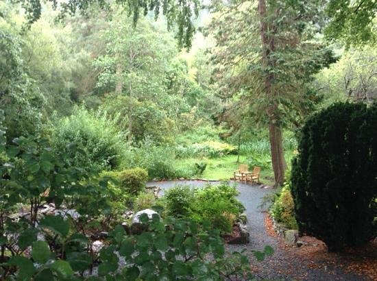 The Pheasant Inn: beautiful surroundings