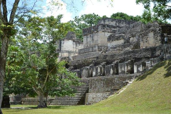 Gran Plaza: Tikal