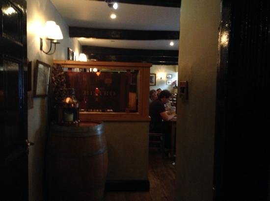 The Pheasant Inn: Restaurant