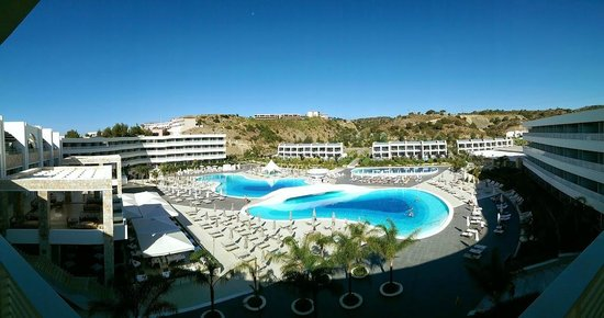 Princess Andriana Resort & Spa: Main Pool