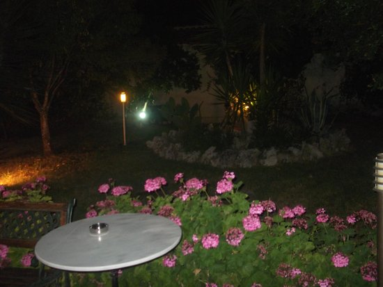 Agrilia Hotel: The garden views from our room