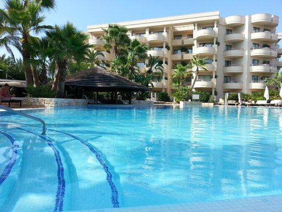 Protur Biomar Gran Hotel & Spa : Adults pool