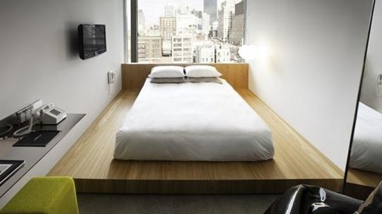 Hotel Americano: room