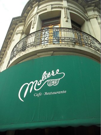 Moliere Cafe