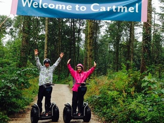 Lakeland Segway: what a fantastic experience!