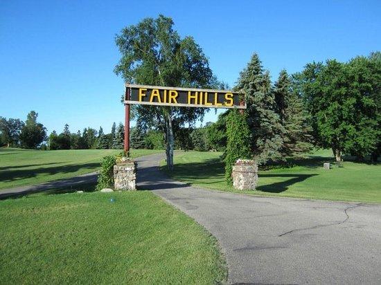 Fair Hills Resort : The main entrance