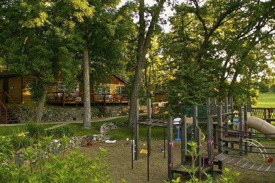 Fair Hills Resort : The playground