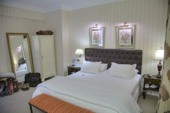 Le Reve Hotel Boutique: Bedroom