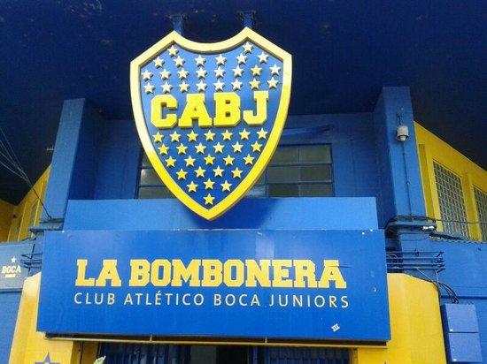 Estadio Alberto J. Armando (La Bombonera) : LA BOMBONERA...