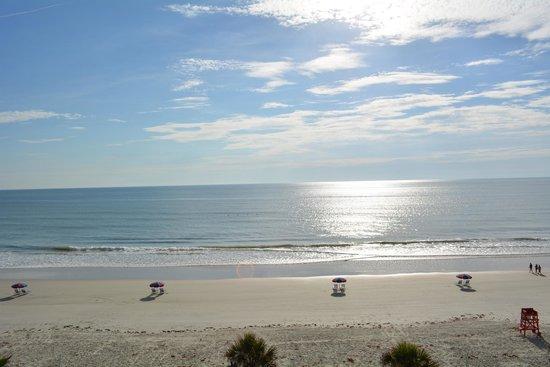 Grand Seas Resort: mañana de primavera