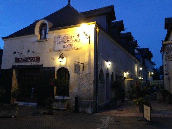 Le Relais Chenonceaux : Fachada do hotel