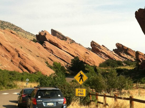 Red Rocks Park and Amphitheatre: Red Rocks Park
