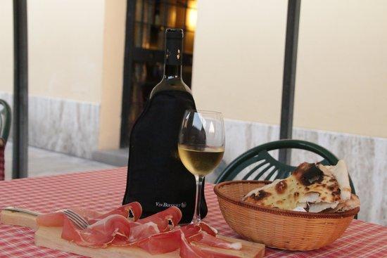 Casa Vacanze I Chiari : Diner