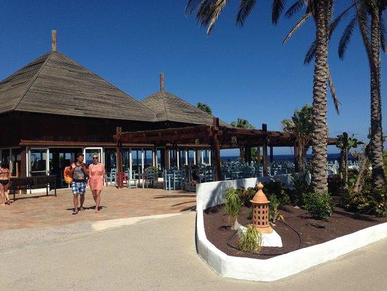 Fuerteventura Princess: All access area
